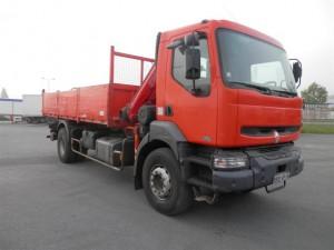 Renault - Kerax 270.19-HDS FASSI